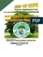 Seed of Hope - Millettia Pinatta Farming - New Revision