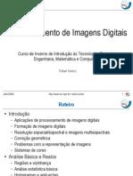 Processamentto de imagens digitais