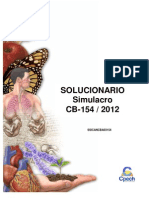 2012 Solucionario CB-154