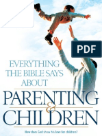 Everything the Bible Says About Parenting & Children