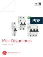 GE Mini Disjuntores