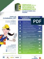 Semana de la Eficiencia Energetica IFEMA