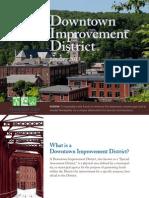 Montpelier Alive Downtown Improvement District