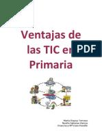 Ventajas de las TIC en Primària