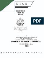 FSI Cambodian Basic Course Volume 1