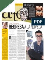 Tryno Maldonado regresa a la novela