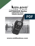 Manual Radios Midlan en Español