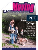 Get Moving! - Guide to Physical Activity