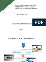 4 Clase Epi Descriptiva Epi 2012-1