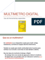 Multimetro Digital