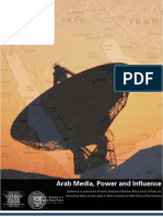 Arab Media, Power and Influence