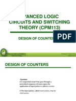 Cpm113 06-Design of Counters
