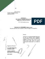TRIBUNAL CONSTITUCIONAL DECLARÓ INCONSTITUCIONAL ARTÍCULO 173 Código Penal sobre la penalización de las relaciones sexuales entre adolescentes