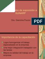 Presentacion de Exposición a SUNARP