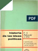 Las Teorias Politicas de La Antigua Grecia