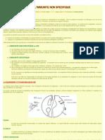 Immunologie résumé pré-requis