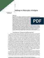 Apologetics - Ars Disputandi - A Challenge to Philosophy of Religion - Arie L. Molendijk, Vol. 1, 2001