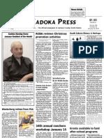Kadoka Press, January 10, 2013