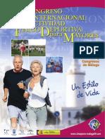 3º CONGRESO DE ACTIVIDAD FISICA Y DEPORTIIVA PARA PERSONAS MAYORES 2009