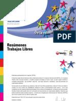 ORITEL 2012 - Resúmenes y Trabajos Libres