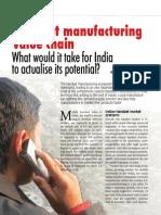 Mobile handsets India