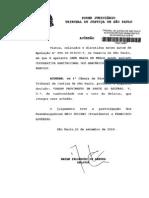 01526179220078260100 Desembargador Reforma Sentenca Bancoop Penha