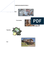 Metodologia de La Composicion Arquitectonica i