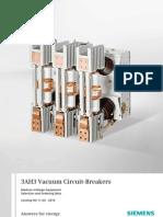 Siemens VCB Datasheet