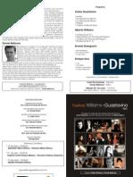 Festival Williams - Guastavino - Concierto Nro. 3