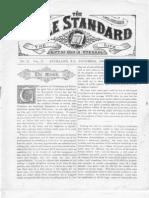 Bible Standard November 1891