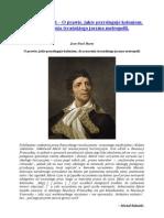 Jean-Paul Marat – O prawie, jakie przysługuje koloniom, do zrzucenia tyrańskiego jarzma metropolii