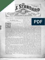 Bible Standard January 1890