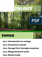 Chapter 12 ECOLOGY Hour2 Edited