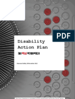 The Copy Collective Disability Action Plan