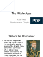 The Middle Ages 2