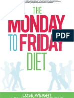 January Free Chapter – The Monday to Friday Diet by Susie Burrell