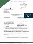 Maffey v. City of Vernal Complaint