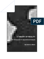 117557512 Theory of Reality Vol 3 Oppositional Analysis