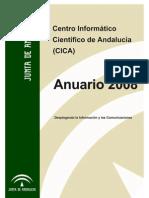 Anuario CICA 2008