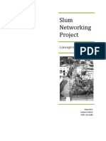 slum networking note