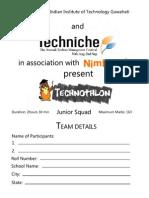 Technothlon 2012 Juniors - Copy