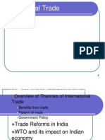 international trade theories