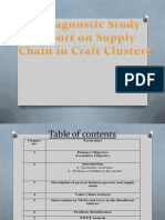 Ppt on Craft Cluster
