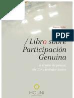 Libro Sobre Participacion Genuina