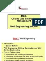 2. Well Engineering, Rig Equipment
