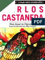 1 Don Juan'ın Ogretileri - Carlos Castaneda