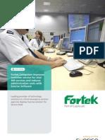 Sunrise Software Fortek Case Study