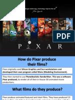 Pixar Case Study