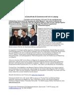 Meet Magento 1.09 – die Zukunft des E-Commerce traf sich in Leipzig