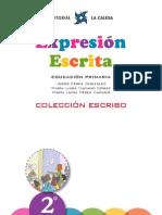 Expresion escrita. Educacion primaria
